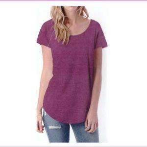 Alternative Ladies' Eco True Huckleberry T-Shirt